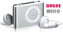 Online MP3 Player