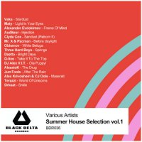 VA - Summer House Selection Vol.1 (2015) MP3