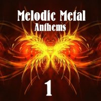 VA - Melodic Metal Anthems vol.1-25 (2014) MP3