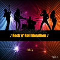 Various Artists - Rock 'n' Roll Marathon (2014) MP3