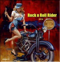 VA - Rock n Roll Rider (2014) MP3