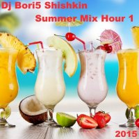 Dj Bori5 Shishkin - Summer Mix (2015) mp3