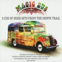 VA - Magic Bus (3 CDs Of Hits From The Hippie Trail) (2015) MP3 от FilmRus
