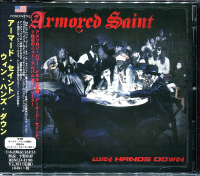 Armored Saint - Win Hands Down [Japanese Edition] (2015) MP3