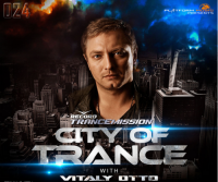 Vitaly Otto - City of Trance 024-025 (2015) MP3