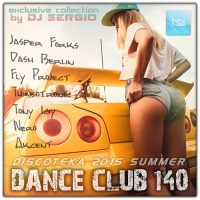 VA - Дискотека 2015 Dance Club Vol. 140 (2015) MP3 от NNNB