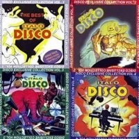 VA - Disco Exclusive Collection - Vol.1-4 (1997-1998) MP3