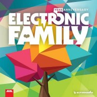 VA - Electronic Family - 5 Year Anniversary (2015) MP3