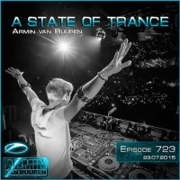 Armin Van Buuren - A State Of Trance 723 [23.07.2015] [Split + Mix] (2015) MP3