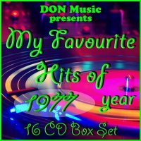 VA - My Favourite Hits of 1977 [16CD] (2015) MP3 от DON Music