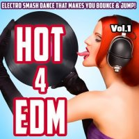 VA - Hot 4 EDM, Vol. 1 - Electro Smash Dance That Makes You Bounce and Jump! (2015) MP3