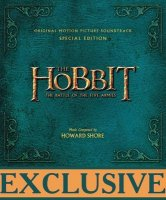 OST - Хоббит: Битва пяти воинств / The Hobbit: The Battle of the Five Armies (2014) MP3