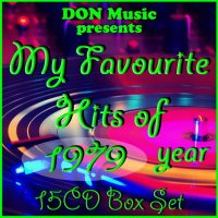 VA - My Favourite Hits of 1979 [15CD] (2015) MP3 от DON Music