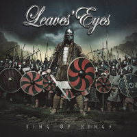 Leaves' Eyes - King Of Kings [Limited Edition] (2015) MP3