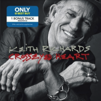 Keith Richards - Crosseyed Heart [Best Buy Edition] (2015) MP3