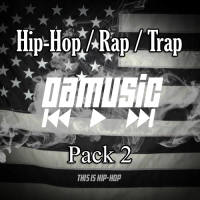VA - Rap, Hip-Hop, Trap Da Music Pack 2 (2015) MP3