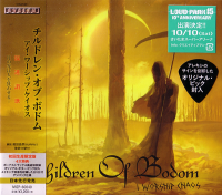 Children Of Bodom - I Worship Chaos [Japanese Edition] (2015) MP3
