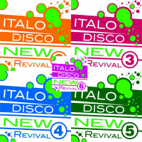 VA - Italo Disco New Revival Volume 2-6 (2015) MP3