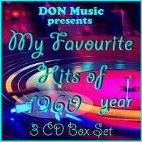VA - My Favourite Hits of 1960 [3CD] (2015) MP3 от DON Music