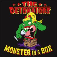 The Detonators - Monster In A Box (2015) MP3