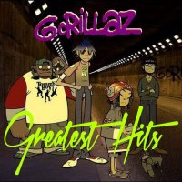 Gorillaz - Greatest Hits (Deluxe Bonus Track Version) (2015) MP3