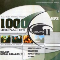 VA - 1000 Original Hits Vol. 2 (Golden Metal Ballads) (2003) MP3