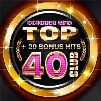 VA - Top Club 40 - October (2015) MP3