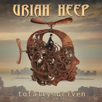 Uriah Heep - Totally Driven [2CD] (2015) MP3