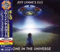 Jeff Lynne's ELO - Alone in the Universe [Japanese Edition] (2015) MP3