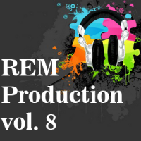 Сборник - Russian Electro Music. Vol. 8 [REM Production] (2015) MP3 by maloi781