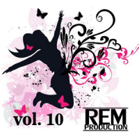 Сборник - Russian Electro Music. Vol. 10 [REM Production] (2015) MP3 by maloi781
