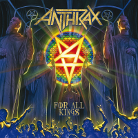 Anthrax - For All Kings [Deluxe Edition] (2016) MP3