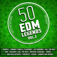 VA - 50 EDM Legends vol. 2 (2015) MP3