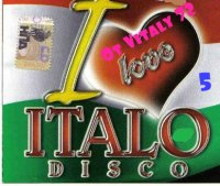 VA - I Love Italo Disco ot Vitaly 72 - 5 (2015) MP3