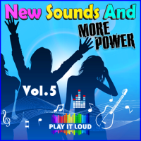 VA - New Sounds & More Power Vol. 05 (2016) MP3
