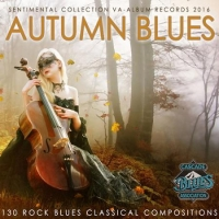VA - Autumn Blues: Rock Version (2016) MP3