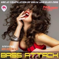 VA - Bass Attack: Great Compilation (2016) MP3