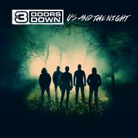3 Doors Down - Us and the Night [Deluxe Edition] (2016) MP3