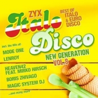 VA - ZYX Italo Disco New Generation vol.8 (2016) MP3