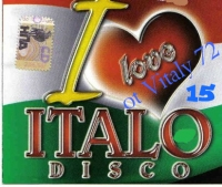 VA - I Love Italo Disco ot Vitaly 72 - 15 (2016) MP3