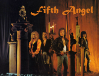 Fifth Angel - Дискография (1986-1989) MP3