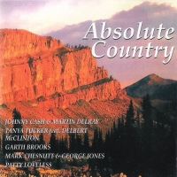 VA - Absolute Country (1995) MP3