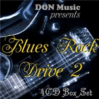 VA - Blues Rock Drive 2 [4CD] (2016) MP3 от DON Music