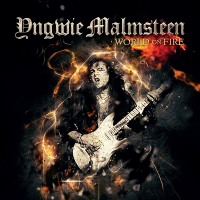 Yngwie Malmsteen - World On Fire (2016) MP3