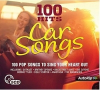 VA - 100 Hits Car Songs (5CD) (2016) MP3