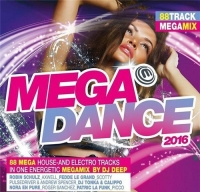 VA - Megadance 2016 incl 2 DJ Mixes (2016) MP3
