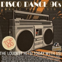 VA - Disco Dance 90s (2016) MP3