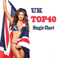 VA - The Official UK Top 40 Singles Chart - 8th July (2016) MP3