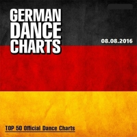 VA - German Top 50 Official Dance Charts [08.08] (2016) MP3
