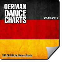 VA - German Top 50 Official Dance Charts [22.08] (2016) MP3
